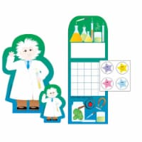 Creative Shapes Etc SE-4010 9 x 6 in. Incentive Set, Science - 1