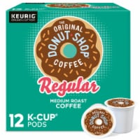 The Original Donut Shop™ Regular Medium Roast Coffee K-Cup Pods - 12 ct
