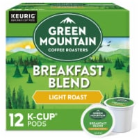 Green Mountain Coffee Roasters Breakfast Blend Light Roast K-Cup Pods