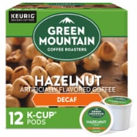 Green Mountain Coffee Roasters Decaf Hazelnut K-Cup Pods