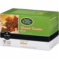 Green Mountain Coffee French Vanilla Decaf K-Cup Pods