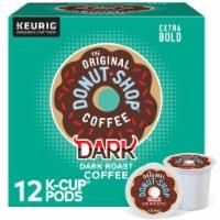 The Original Donut Shop Dark Roast Coffee K-Cup Pods