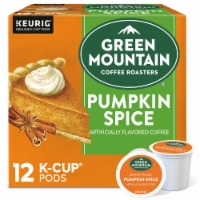 Green Mountain Limited Edition Pumpkin Spice K-Cup Pods
