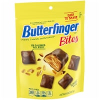 Butterfinger Bites Bars