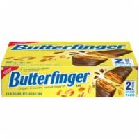 Nestle, Butterfinger, Sharing Size Bars, 3.7 oz. (Case of 18) - 18 Count