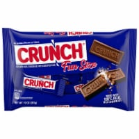 Crunch Fun Size Chocolate Bars