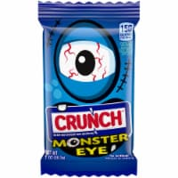 Crunch Zombie Eye Milk Chocolate Bar - 1 oz