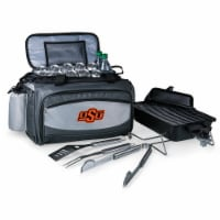 Oklahoma State Cowboys - Vulcan Portable Propane Grill & Cooler Tote