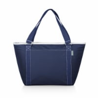 Topanga Cooler Tote Bag, Navy Blue