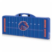 Boise State Broncos - Picnic Table Portable Folding Table with Seats