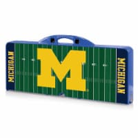 Michigan Wolverines Portable Picnic Table