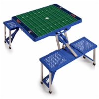 Virginia Cavaliers - Picnic Table Portable Folding Table with Seats