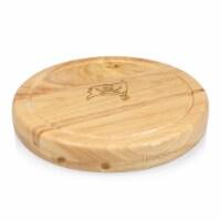 Tampa Bay Buccaneers - Circo Cheese Cutting Board & Tools Set