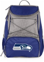 Seattle Seahawks PTX Cooler Backpack - Navy