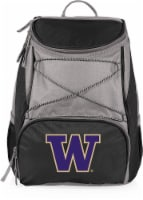 Washington Huskies PTX Cooler Backpack - Black