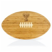 Texas Tech Red Raiders - Kickoff Football Cutting Board & Serving Tray - 20.3 x 12 x 0.8