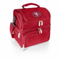 San Francisco 49ers - Pranzo Lunch Cooler Bag