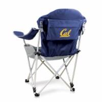 Cal Bears - Reclining Camp Chair - 36 x 33 x 42