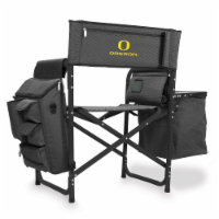 Oregon Ducks - Fusion Backpack Chair with Cooler