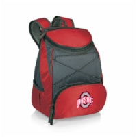 Ohio State Buckeyes PTX Cooler Backpack - Red