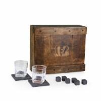 Cincinnati Bengals - Whiskey Box Gift Set