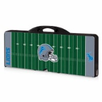Detroit Lions - Picnic Table Portable Folding Table with Seats