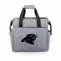 Carolina Panthers - On The Go Lunch Cooler - 10 x 6 x 10.5