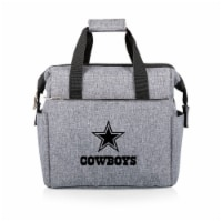 Dallas Cowboys - On The Go Lunch Cooler - 10 x 6 x 10.5
