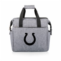 Indianapolis Colts - On The Go Lunch Cooler - 10 x 6 x 10.5