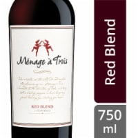 Menage a Trois California Red Table Wine