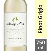 Menage a Trois Pinot Grigio