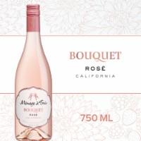 Menage a Trois California Rose Wine