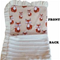 Mirage Pet 500-135 FoxyFL Luxurious Plush Pet Blanket, Foxy - Full Size