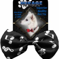 Mirage Pet Products Dog Bow Tie Classical Music - 1 unit
