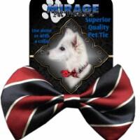 Mirage Pet Products Dog Bow Tie Stripes Classic - 1 unit