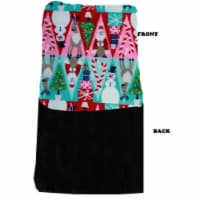 Mirage Pet 500-154 CMYBB Luxurious Plush Big Baby Blanket Christmas Medley