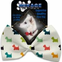 Mirage Pet 1119-BT It Is A Westies World Pet Bow Tie