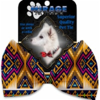 Mirage Pet 1149-BT Tan Southwest Pet Bow Tie