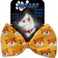 Mirage Pet 1172-BT Tally the Tiger Pet Bow Tie