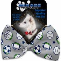 Mirage Pet 1255-BT Sports & Stars Pet Bow Tie