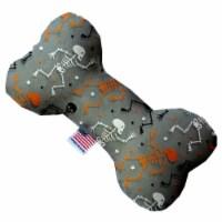 Mirage Pet 1331-TYBN6 Skeletons Dancing 6 in. Bone Dog Toy