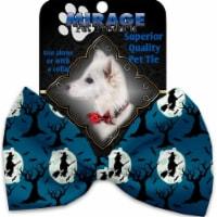 Mirage Pet 1332-BT Salem Witches Pet Bow Tie
