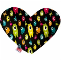 Mirage Pet 1333-TYHT8 Monster Zoo 8 in. Heart Dog Toy