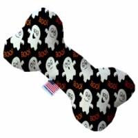 Mirage Pet 1335-TYBN10 Little Boo Who 10 in. Bone Dog Toy