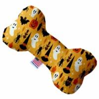 Mirage Pet 1358-TYBN6 Happy Halloween 6 in. Bone Dog Toy - 1