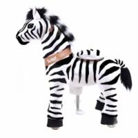 PonyCycle - Zebra Suit Age 4-10