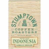 Stumptown Indonesia Organic Single Origin Whole Bean Coffee