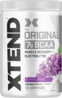 Xtend  The Original BCAA   Glacial Grape - 7 g - 30 Servings