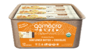 GoMacro MacroBar Sunflower Butter & Chocolate Bars