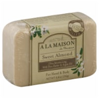A La Maison Sweet Almond Soap